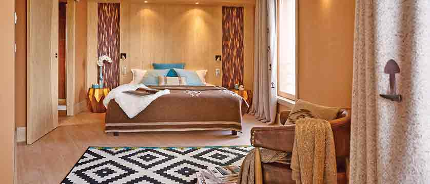 Hotel Le Taos - Apartment bedroom